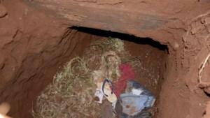 Bijna 100 gedetineerden breken uit gevangenis via zelfgegraven tunnel