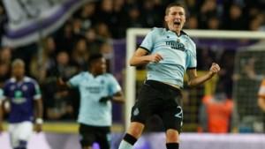 Scorende Vanaken leidt Club naar overwinning tegen Anderlecht