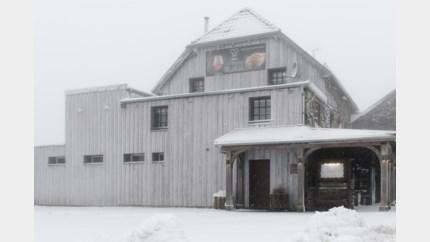 Eerste sneeuw van het jaar in Oostkantons, Limburg moet niets verwachten
