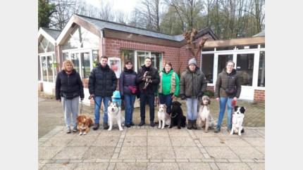 Nieuwe Lanakense hondenschool De Buddy's gestart