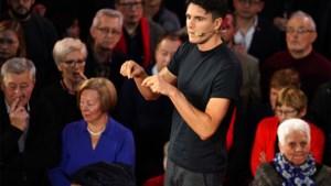 """Sp.a-voorzitter Conner Rousseau: """"Veiligheid is ook een links thema"""""""