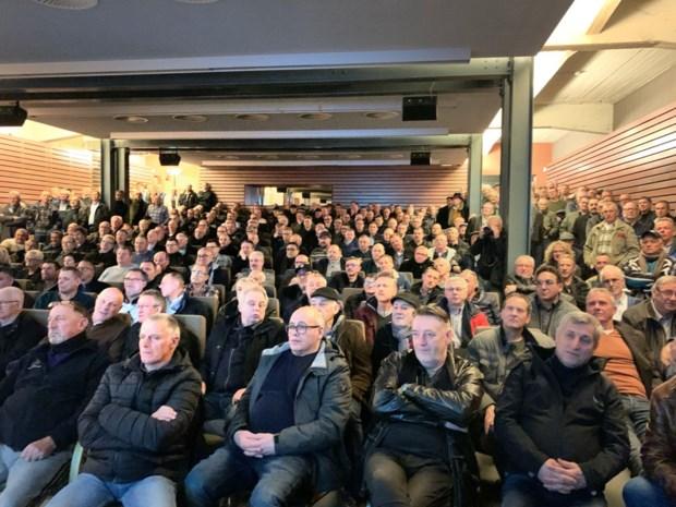 Mijnwerkers stappen opnieuw naar Brussel