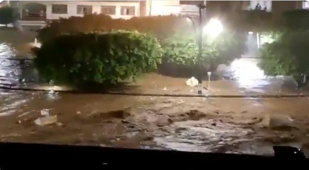 Vijf doden door noodweer in het zuidoosten van Brazilië