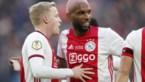 Ajax klopt Sparta Rotterdam van Dante Rigo