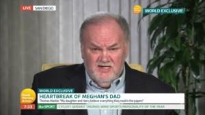 """Vader van Meghan haalt opnieuw uit: """"Dit is niet de vrouw die ik opgevoed heb"""""""