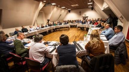 HERBELEEF. De eerste gemeenteraad van Diepenbeek in 2020