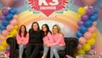 500 fans naar Toy Champ voor fotoshoot met K3