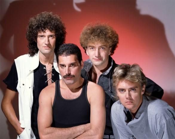 Queen eerste Britse band op een Brits muntstuk