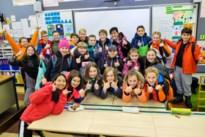 Zesde leerjaar SBS Koersel op sneeuwklassen in Italië