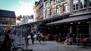 Hasseltse Grote Markt moet het (even) met twee horecazaken stellen