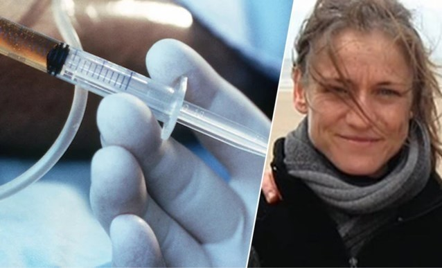 """Arts verdedigt zich na dood van Tine Nys: """"Ik heb wettelijk correcte euthanasie gedaan"""""""