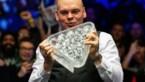 Elektronisch scheetkussen verstoort finale van Masters snooker