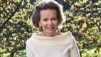 Jarige Mathilde bedankt fans op Facebook