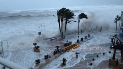 OPROEP. Verblijft u in de Spaanse regio die getroffen wordt door Storm Gloria?