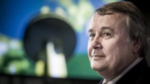 Vlaamse regering schuift VRT-CEO Paul Lembrechts opzij