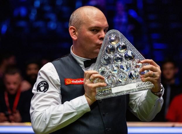 Stuart Bingham wint Masters snooker