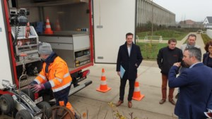 Primeur voor Limburg: eerste Vlaamse opleiding voor rioolrenovatie