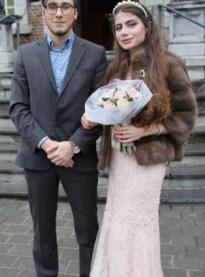 Laura en Yusup in Hasselt