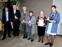 COV-senioren van Tongeren-Bilzen houden nieuwjaarsreceptie