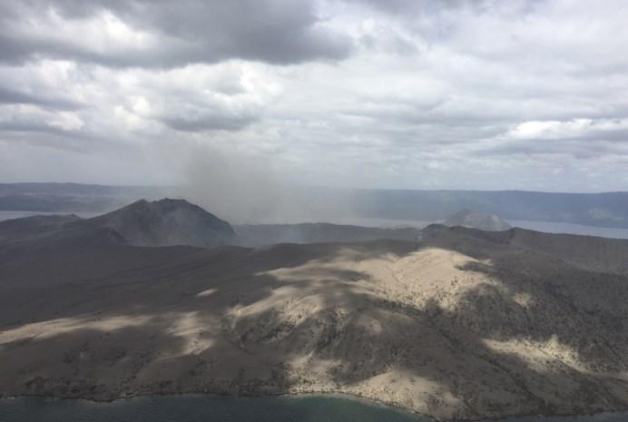 Gevaar voor nieuwe vulkaanuitbarsting op Filipijnen: 235.000 mensen op de vlucht