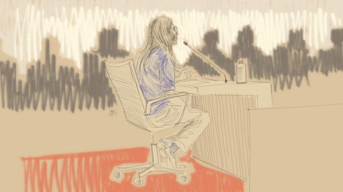 """Familieleden getuigen op proces over euthanasie Tine Nys: """"Mijn zus was diep ongelukkig"""""""
