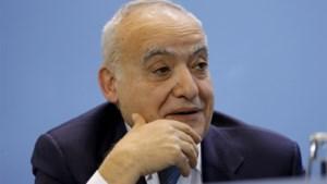 VN-gezant Salame ziet sturen van blauwhelmen naar Libië niet zitten