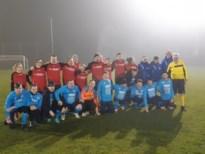 G-Voetballers van EMM vieren hun eerste gouden punt