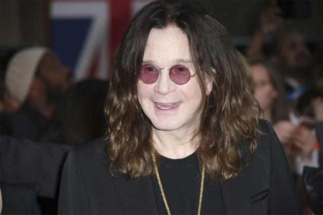 """Ozzy Osbourne onthult dat hij Parkinson heeft: """"Vreselijk uitdagend jaar geweest"""""""
