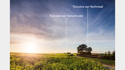 Workshop tumuli Gutschoven en Vechmaal in De Bammerd