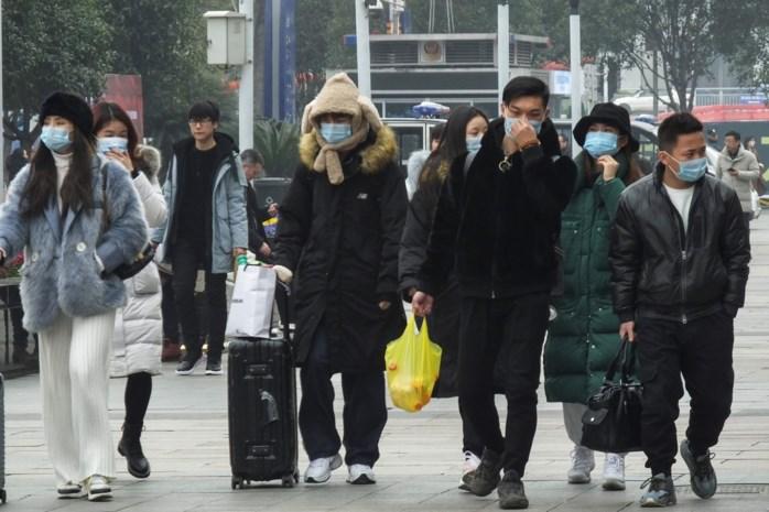 """China waarschuwt: """"Virus zal mogelijk muteren en zich makkelijker verspreiden"""""""