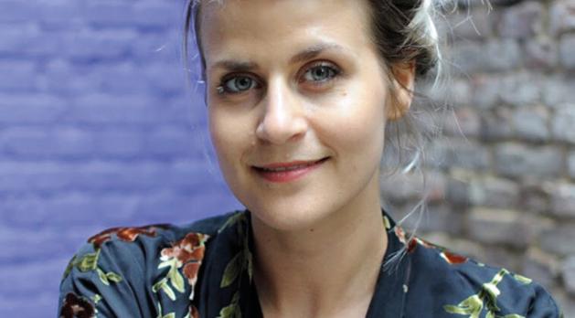 Eva Daeleman vertelt over haar boek 'Omdat het kan' in CC Palethe in Overpelt