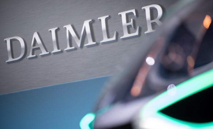Daimler rekent op nieuwe miljardenfactuur door dieselschandaal