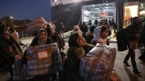 Algemene staking op Griekse eilanden wegens overvolle vluchtelingenkampen