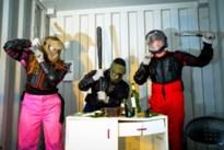 'Rage container' in Hasselt laat studenten ontstressen