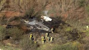 Vier doden bij crash van vliegtuigje in VS