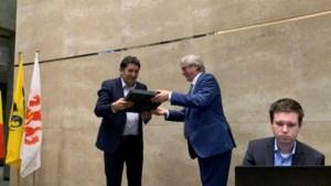 Allerlaatste provincieraad van gouverneur Reynders