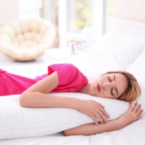 Discussie over beste slaaphouding
