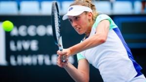 Topdag voor Elise Mertens op Australian Open