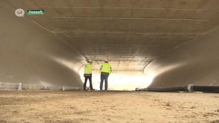 Exclusieve rondleiding in Hasseltse tramtunnel