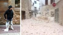 """Genkenaar in Spanje na storm Gloria: """"Zeeschuim stond tot aan mijn heupen"""""""