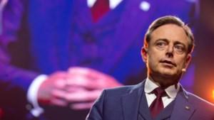 """De Wever na unitaristische uitspraken van Bouchez: """"Zo help je de zaken niet vooruit"""""""