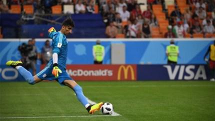 KRC Genk gaat vol voor Iraanse doelman voor transfersom van 630.000 euro