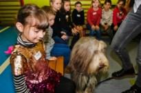 Annick en haar hondjes bezoeken SBS Koersel
