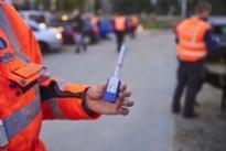 Drie postieve speekseltesten bij verkeerscontrole