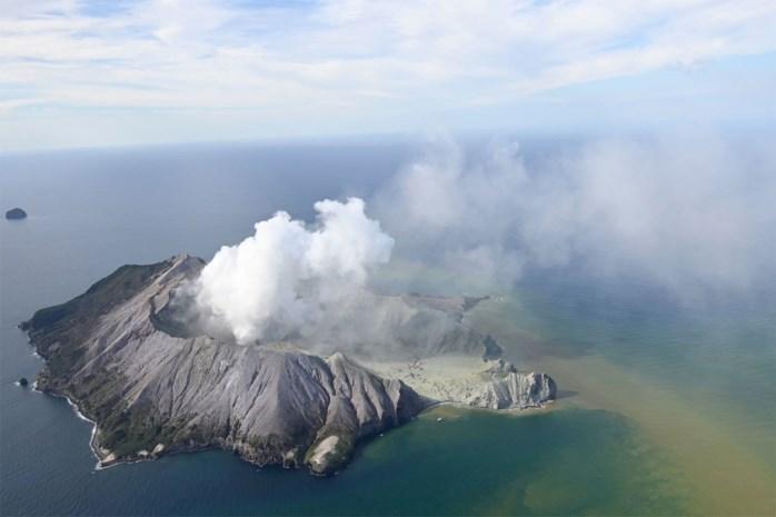 Vulkaan in Nieuw-Zeeland vertoont opnieuw verhoogde activiteit