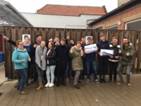 Hasp-O Zuid herdenkt 75 jaar bevrijding Auschwitz met een pop-up monument