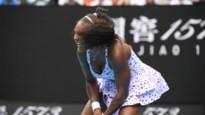 Exit Serena Williams op Australian Open: 24e grandslam blijft een droom