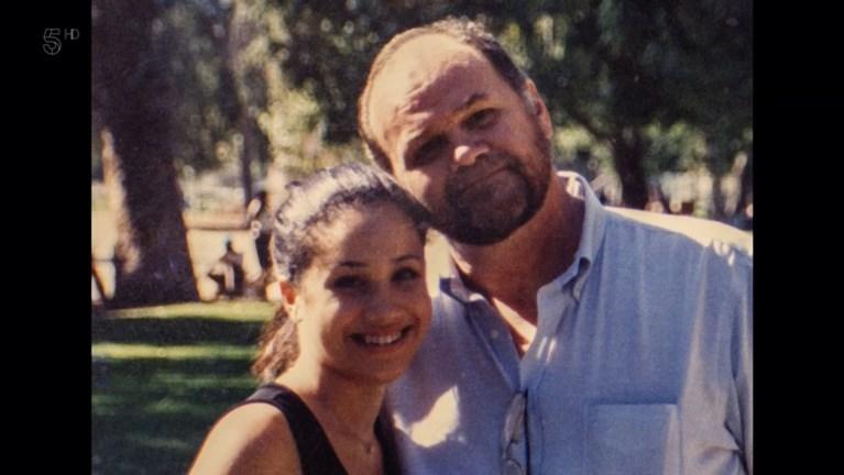 Vader Meghan Markle toont nooit eerder geziene foto's van zijn dochter