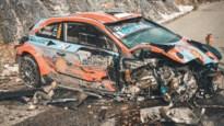 VIDEO. Wereldkampioen Tanak maakt zware crash in Rally van Monte Carlo