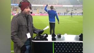 Hallucinante beelden tijdens de live-uitzending van Sporza